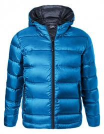 Men´s Hooded Down Jacket